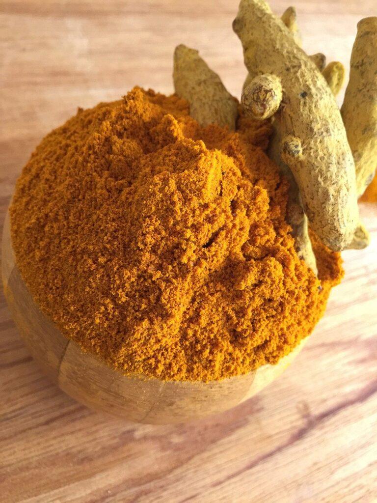 curcuma, spice, healthy food