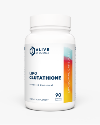 LIPO Glutathione – Powdered Liposomal Glutathione