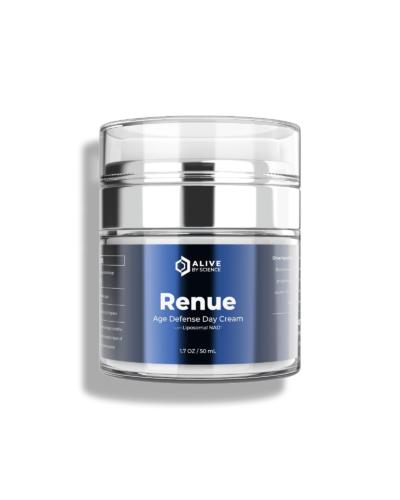 Renue™ Age Defense Tagescreme – Kosmetik der neuen Zeit