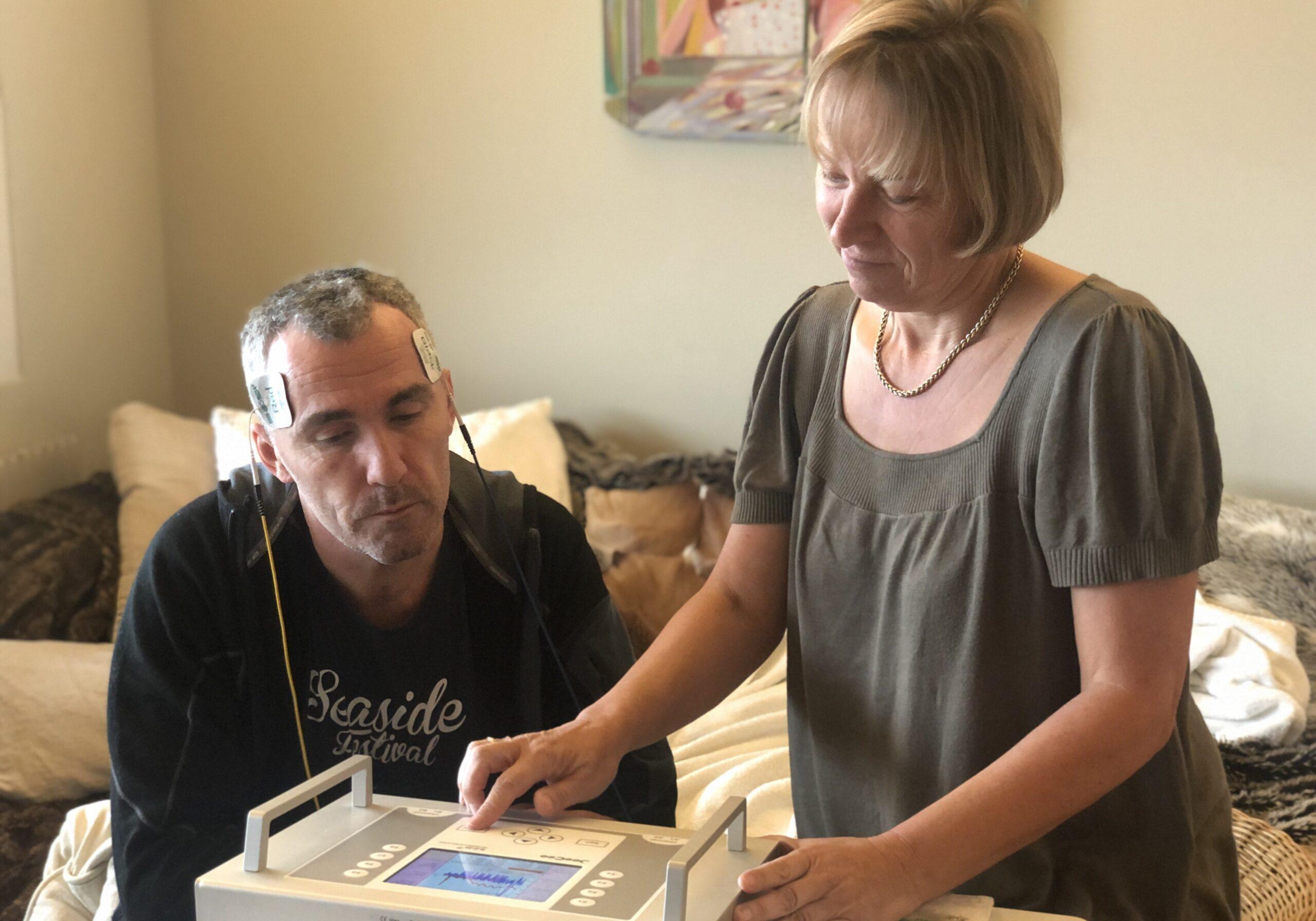 Mikrostrom-Zelltherapie: Erklärung des Geräts